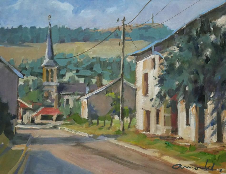 Christian Arnould - Gugney notre village préféré
