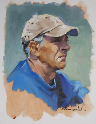 Portrait en atelier