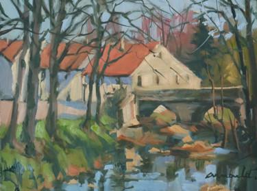 Pochade Villacourt