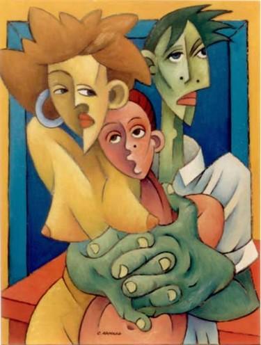 peinture-famille