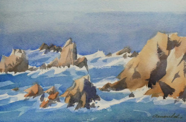 Aquarelle Bretagne 1