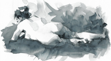 Payne's Gray (24 x 19)