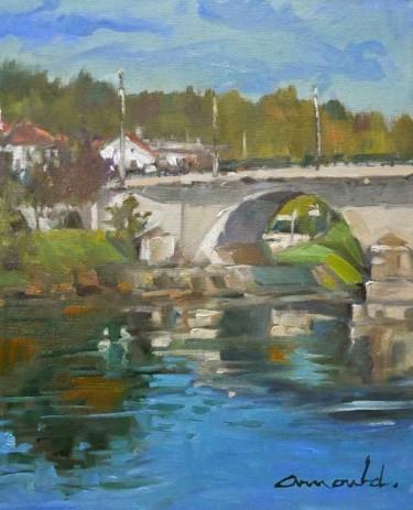Le pont de mon enfance à Malzéville