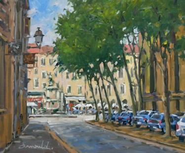 A Nancy place Saint Epvre