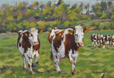 Les vaches de Jean François