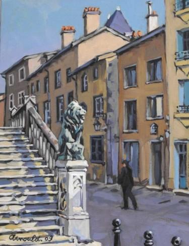 Rue de nancy, derriere St Epvre