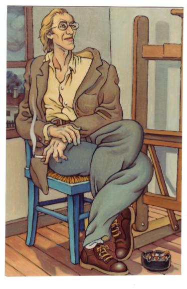 Autoportrait - 1987