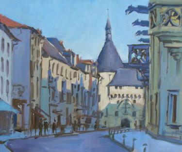 "Quartier St Epvre "" grande rue"""