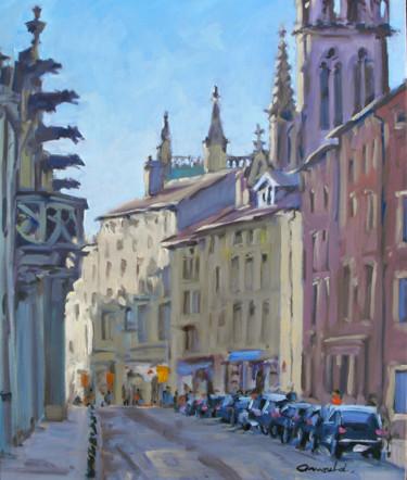 Grande rue Dimanche matin
