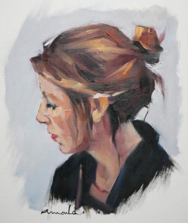 Anna la fille d'un ami peintre