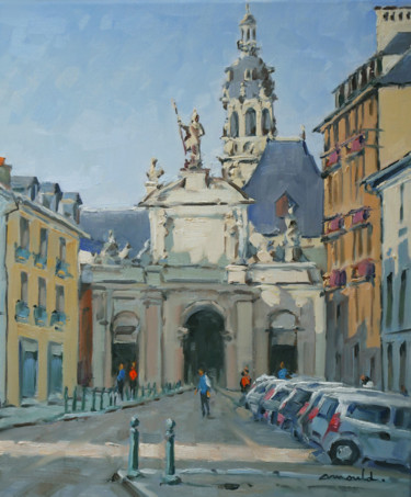 Porte Saint Georges à Nancy