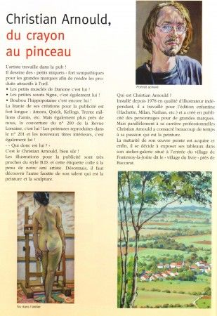 Almanach Revue Lorraine