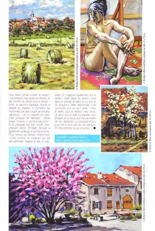 Revue Dessins & Peintures