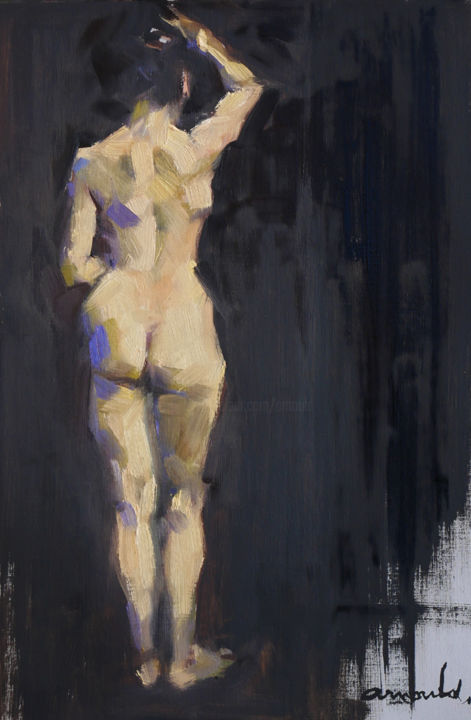 Christian Arnould - En partant du noir et blanc
