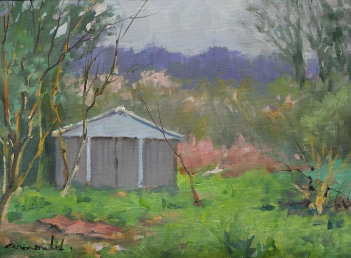 Christian Arnould - Notre jardin en friche 3