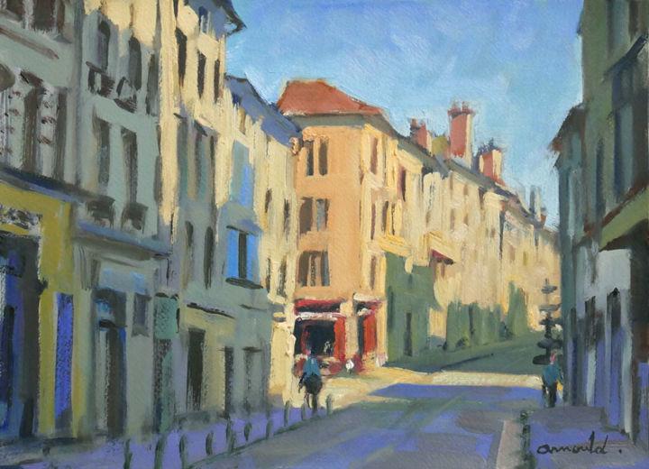 Christian Arnould - Rue des Soeurs Macarons Nancy