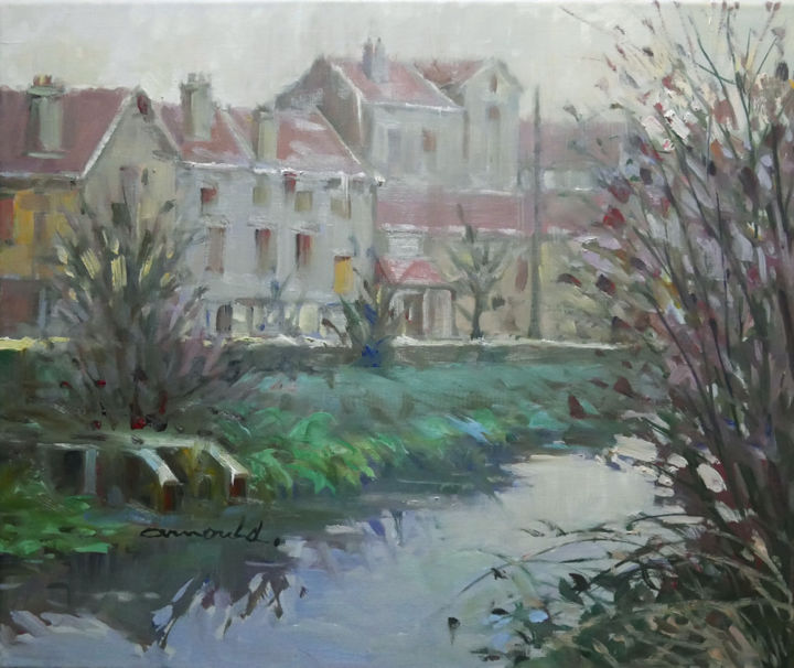 Christian Arnould - Ce matin dans le brouillard