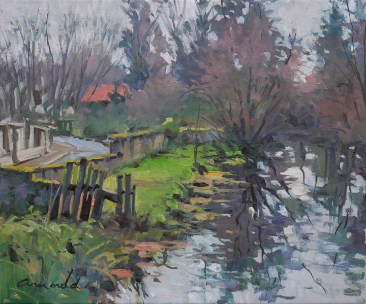 Christian Arnould - De nouveau sur le pont de Richardménil
