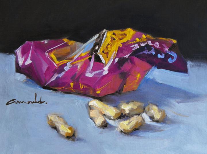 Christian Arnould - Le sachet d'arachides