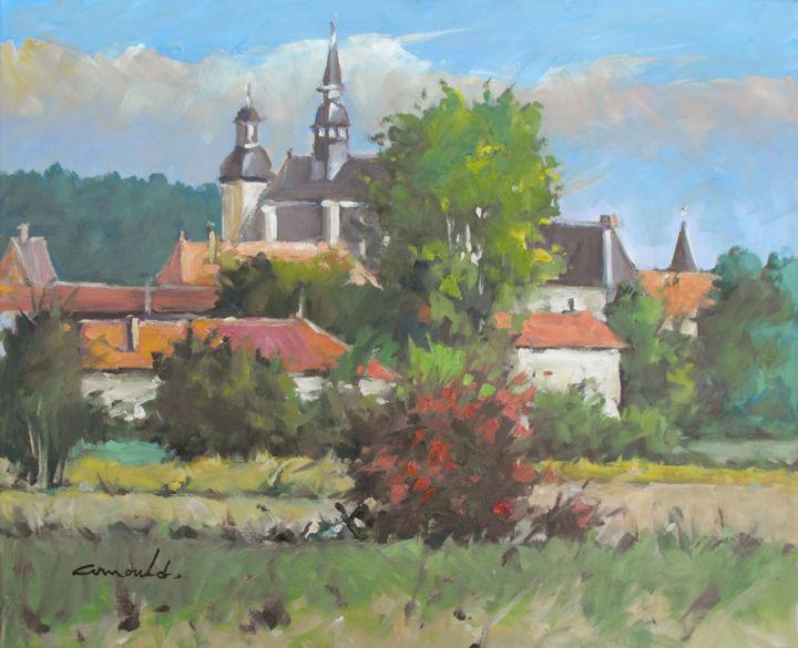 Christian Arnould - La chartreuse de Bosserville