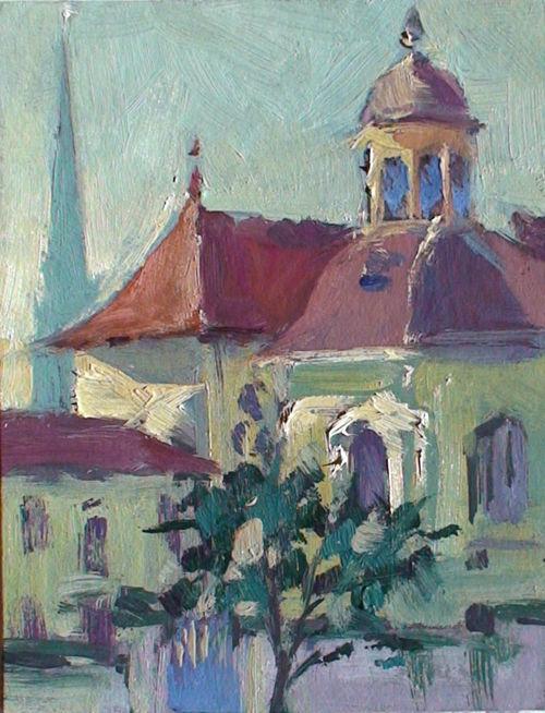 Christian Arnould - Chapelle des Cordeliers