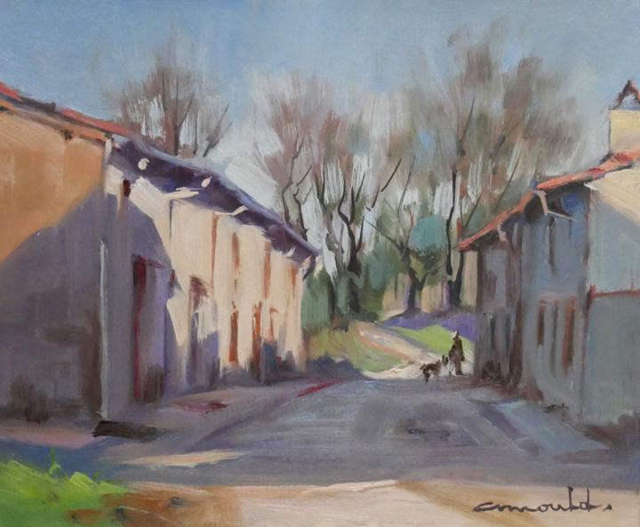 Christian Arnould - Village de Vaudémont dans le Saintois