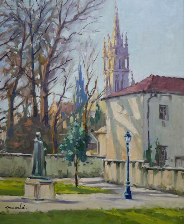 Christian Arnould - Rue des Cordeliers à Nancy