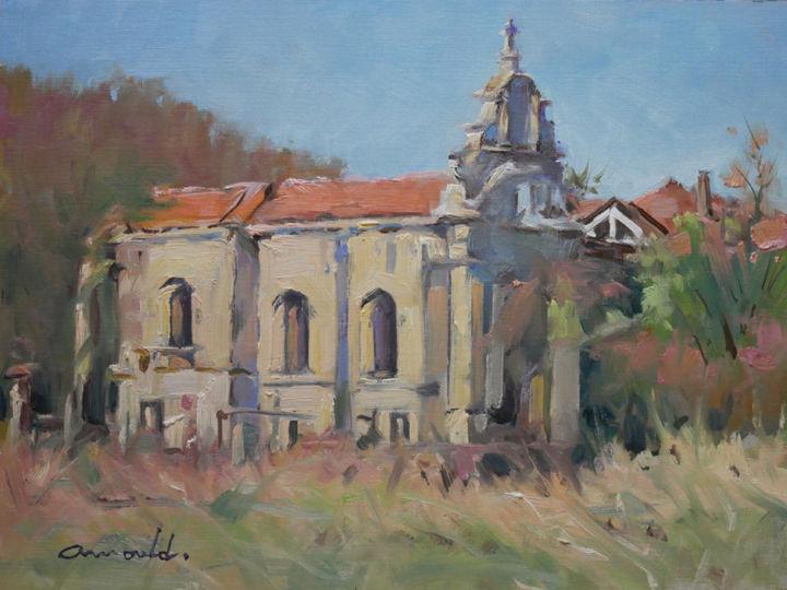 Christian Arnould - Abbaye de l'Etanche à Lamorville