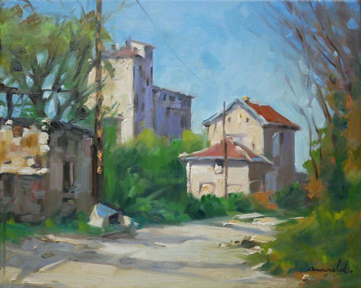 Christian Arnould - Quartier Moulins Vilgrain à Nancy